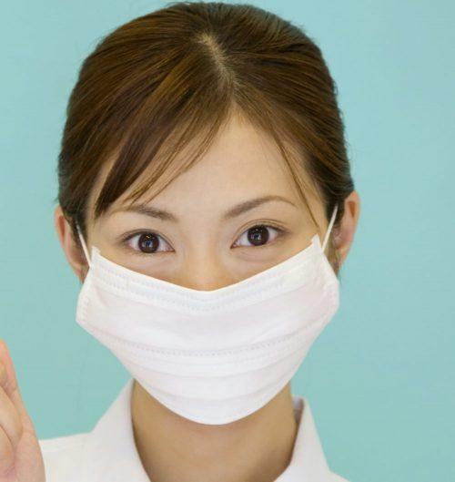 今ある使い捨てマスク、布マスクを歯科用滅菌器を使い再利用します。
