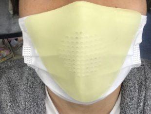 歯医者DEオーダーメイドマスク 開発中(趣味の範囲)